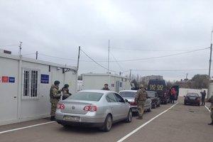 Транспортная блокада: Жебривский рассказал, как теперь люди будут пересекать КПВВ