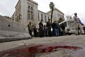 В Дамаске количество погибших в результате взрыва возросло до 32 человек, 102 получили ранения