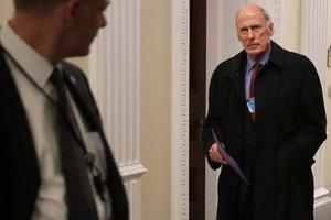 Сенат США одобрил кандидатуру Дэна Коутса на пост главы нацразведки