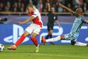 """""""Монако"""" стал первым клубом, вышедшим в следующий раунд Лиги чемпионов после пяти пропущенных мячей"""