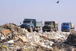 По фактам незаконного вывоза мусора из Львовской области возбуждено более 10 дел