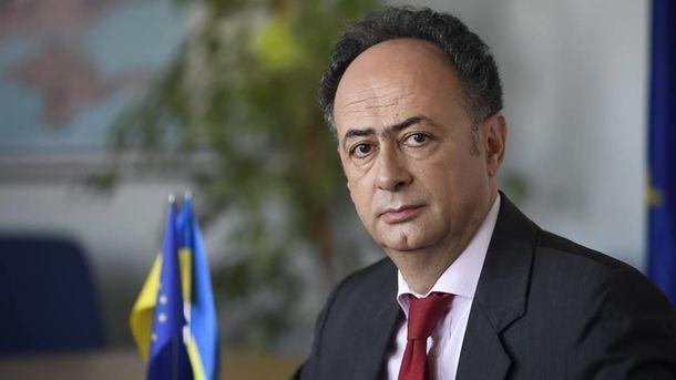 Германия раскритиковала решение СНБО поблокаде Донбасса