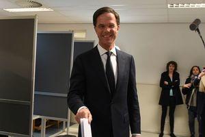 Рютте прокомментировал победу своей партии в Нидерландах