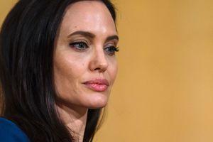 Анджелина Джоли произнесла пламенную речь об интернационализме