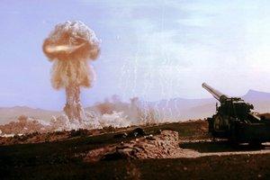 В США рассекретили 750 видеозаписей ядерных испытаний