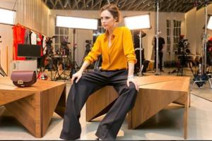 Виктория Бекхэм использовала песню Spice Girls в рекламе новой коллекции