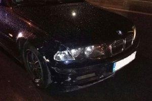 В Ровно ребенок с собакой попали под колеса  BMW