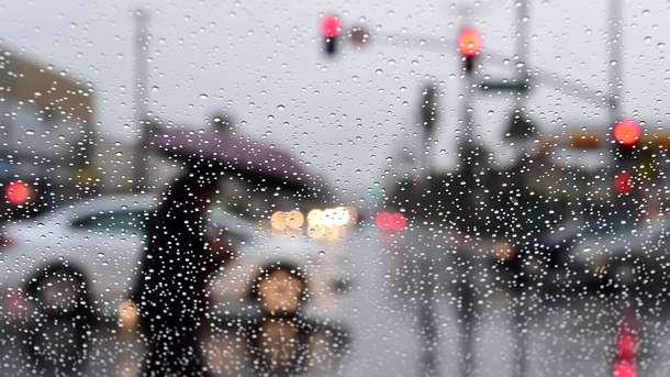 Погода навыходные: вгосударстве Украина пройдут дожди смокрым снегом