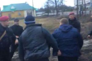 В Ровенской области копатели янтаря угрожали полицейским расправой