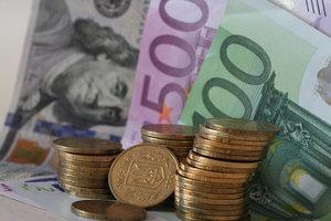 В Украине подскочил курс доллара и евро