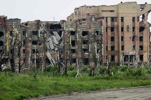 На Донбассе боевики превратили школу в базу