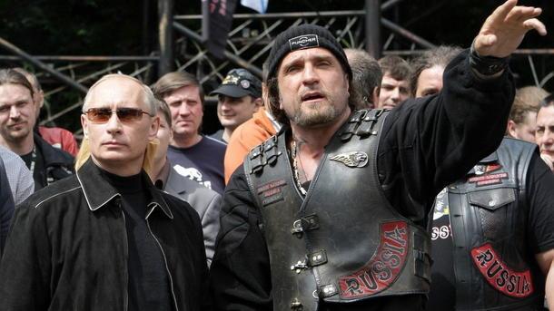 В «ДНР» появится филиал мотоклуба «Ночные волки»
