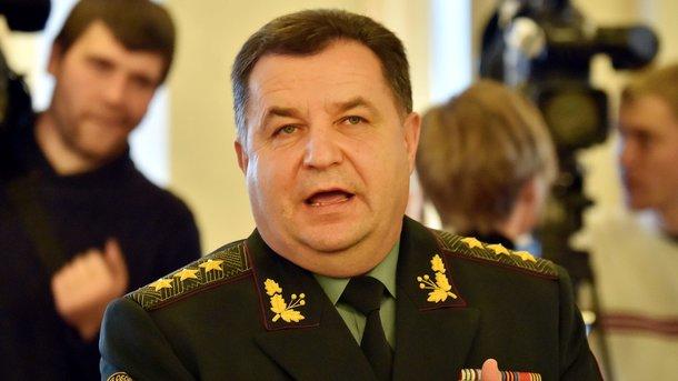 Министр обороны Полторак проверил войсковые части Одесской области
