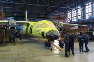 Появилось новое видео об украинском многоцелевом транспортнике Ан-132