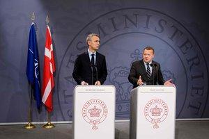 НАТО не видит угрозы военного нападения на страны Балтии