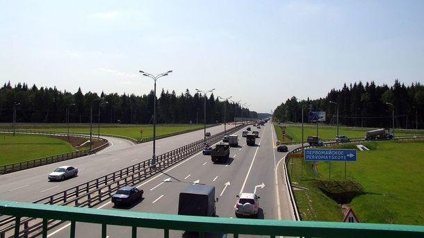 Участок дороги М-3 стал платным с20марта