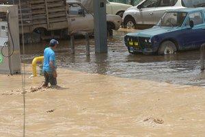 Более 70 человек погибли из-за наводнений в Перу