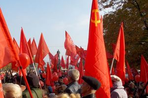 В Севастополе провели митинг против российского правительства