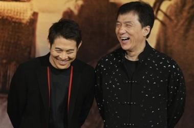 Джеки чан и джет ли фильм черепашки ниндзя игры папа роб