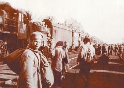 Повальное бегство. К концу 1917 года Центральная Рада поняла, что армия
