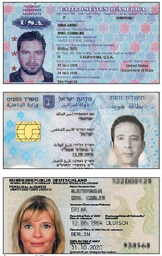 Что в паспорте серия и что номер