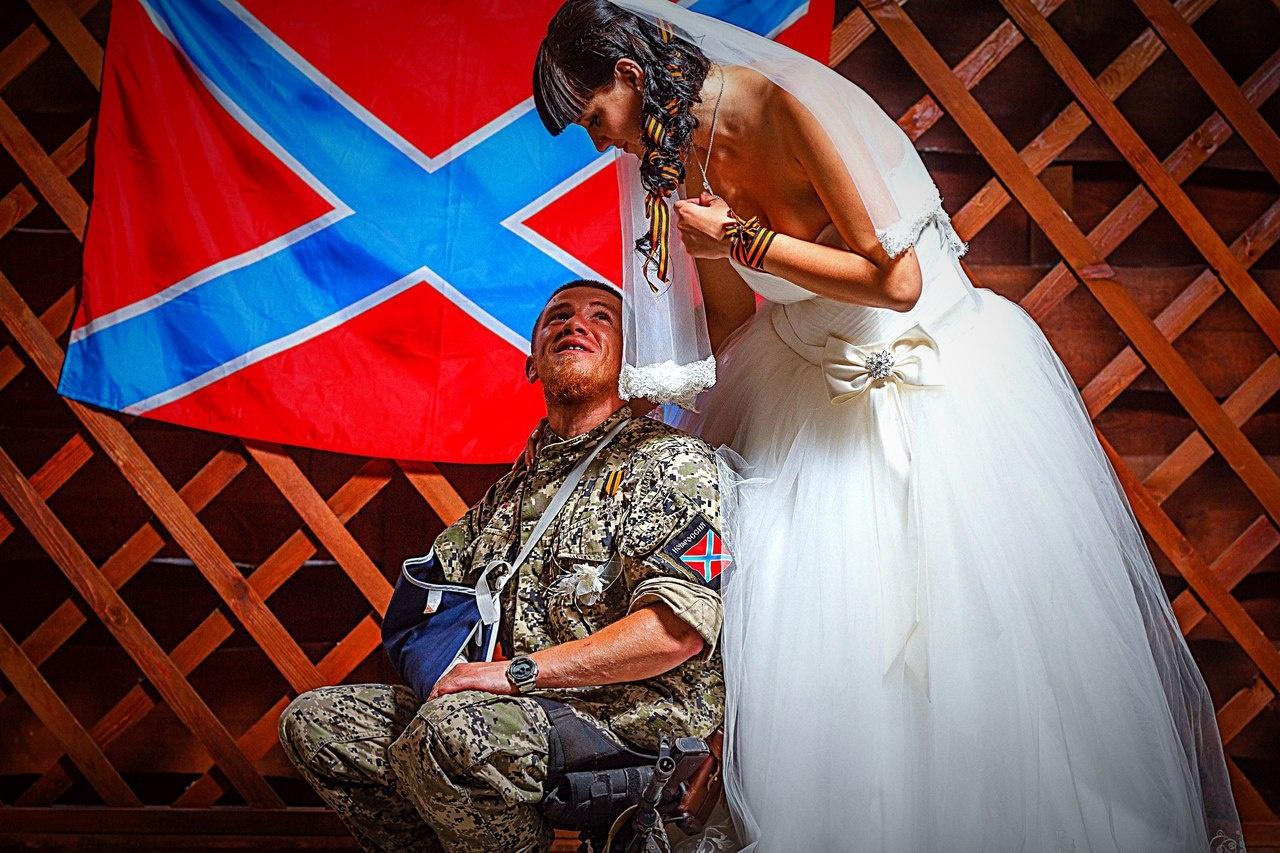 Фото жён боевиков 12 фотография