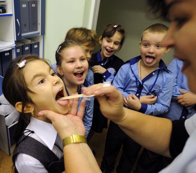 ВОЗ: Вянваре 2017 года Россию накроет эпидемия гриппа
