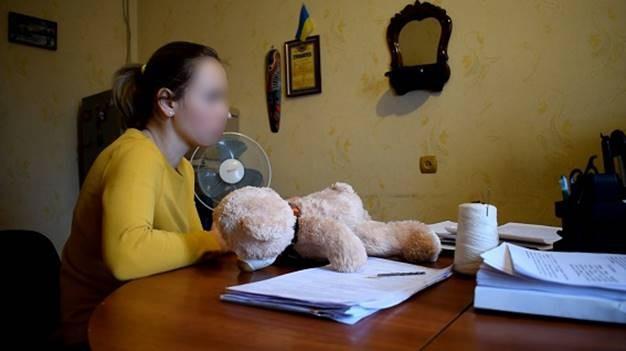 ВКиеве женщина избила 4-летнюю дочь допотери сознания