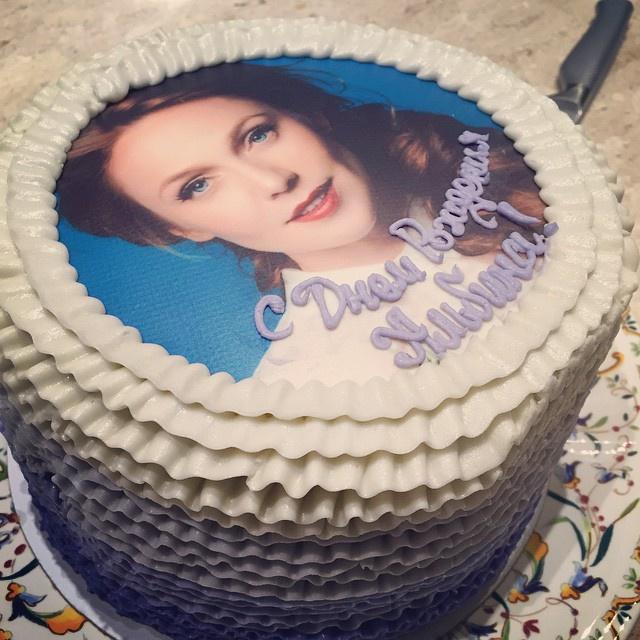 Фото торты на день рождения именные