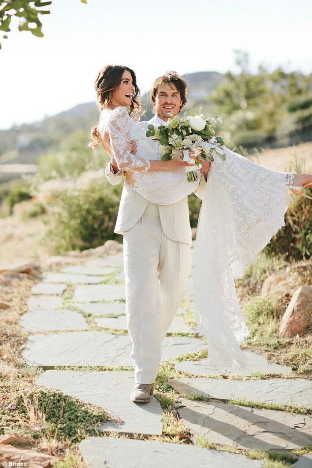 Свадьба никки рид.