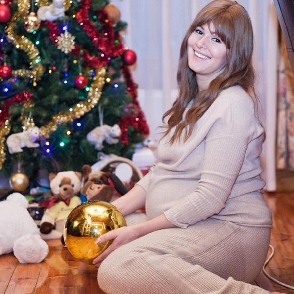 Мария кожевникова во время беременности фото