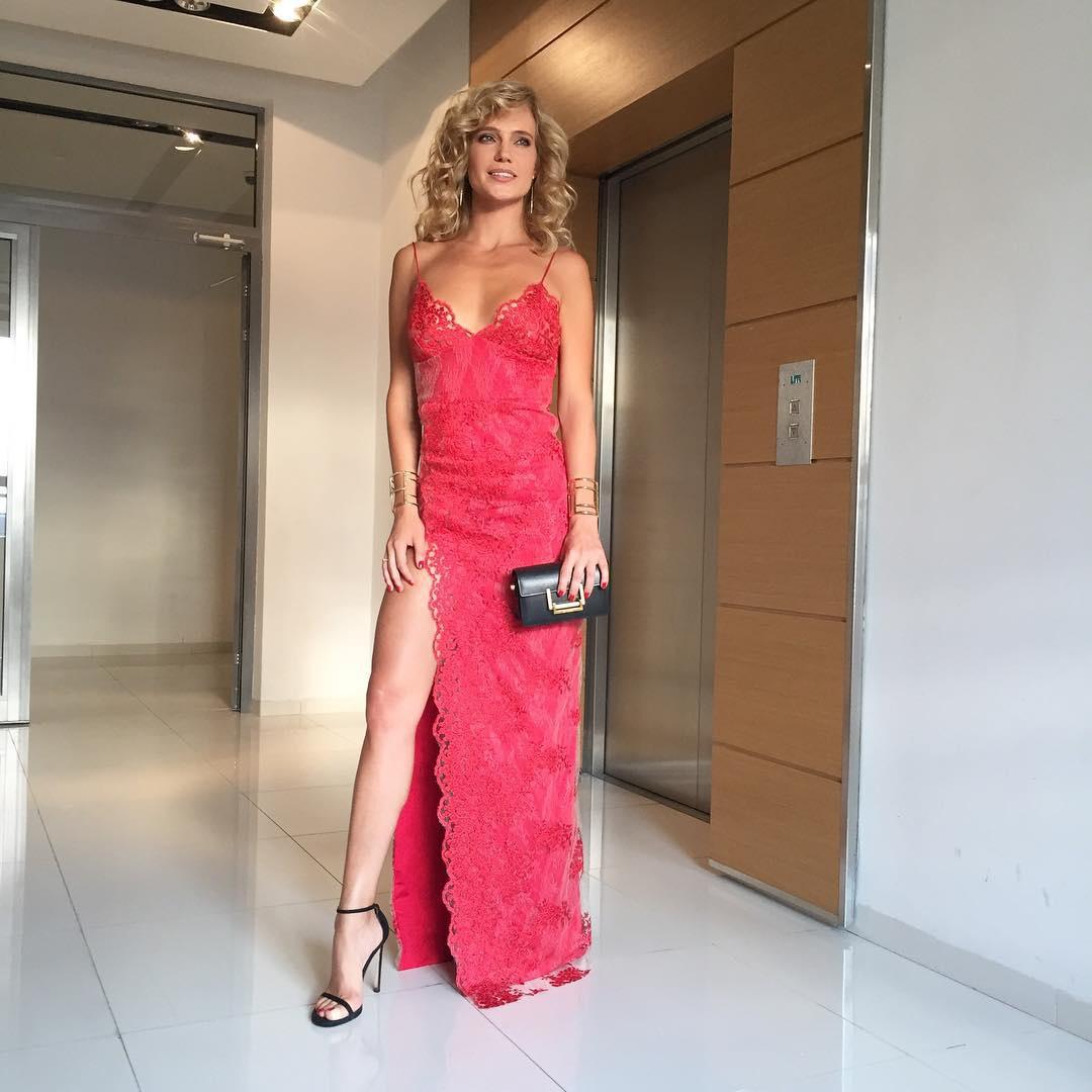 Глюкоза платье красное