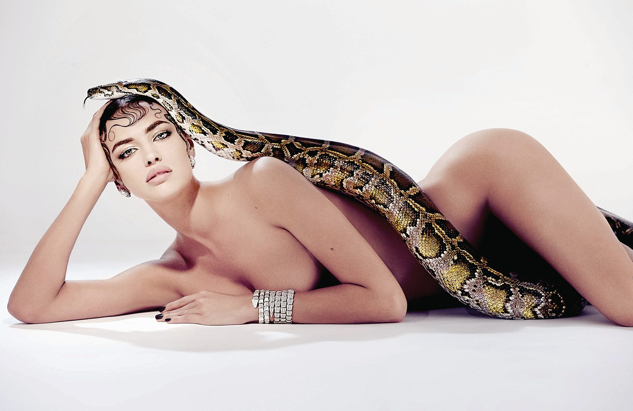 Поро со змеей 11 фотография