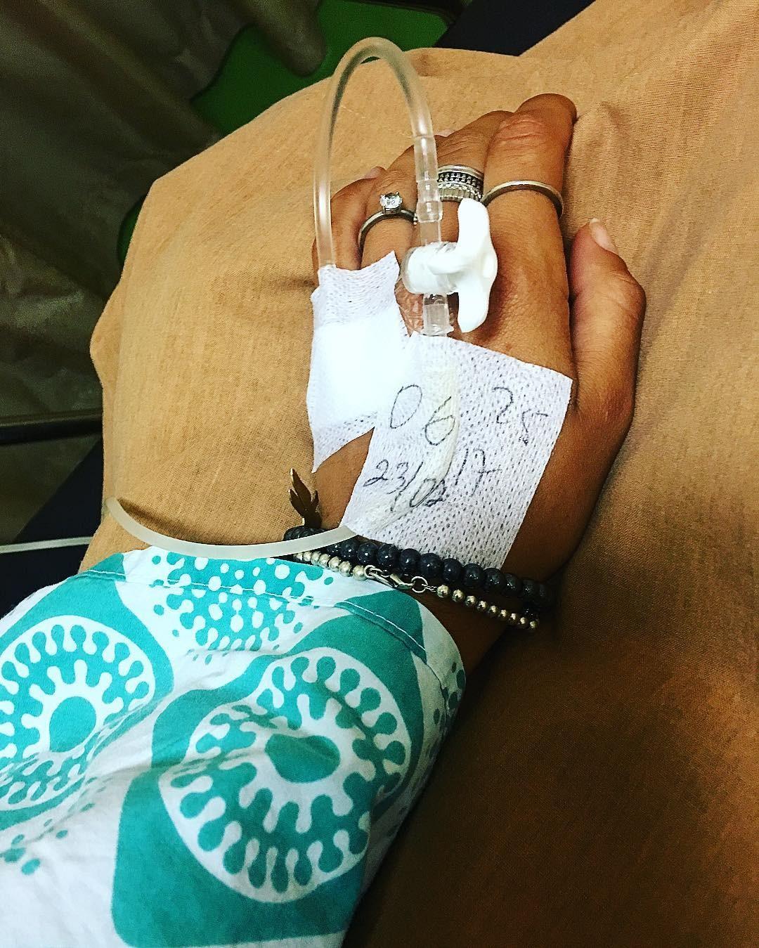 Яремчук в больнице