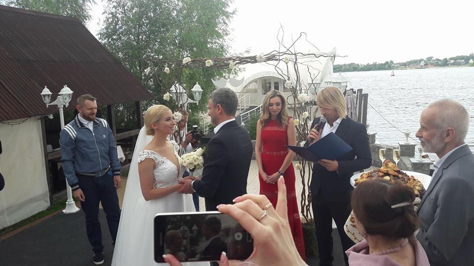 Запорожский солист отгулял пышную свадьбу вКиеве