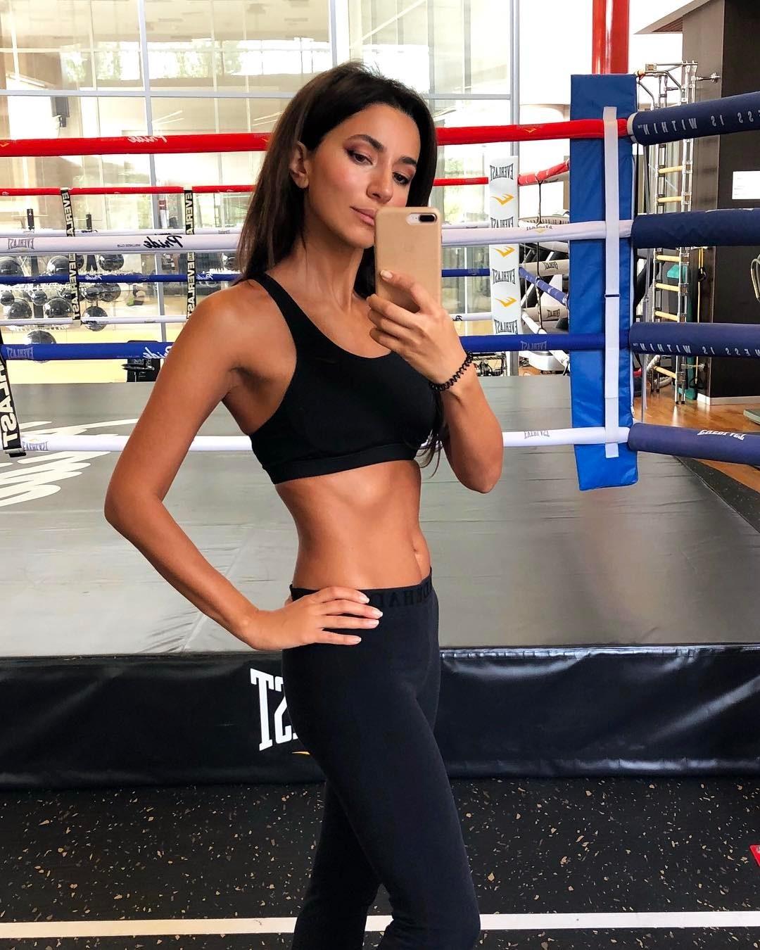 Фитнес секрет сексуальной фигуры
