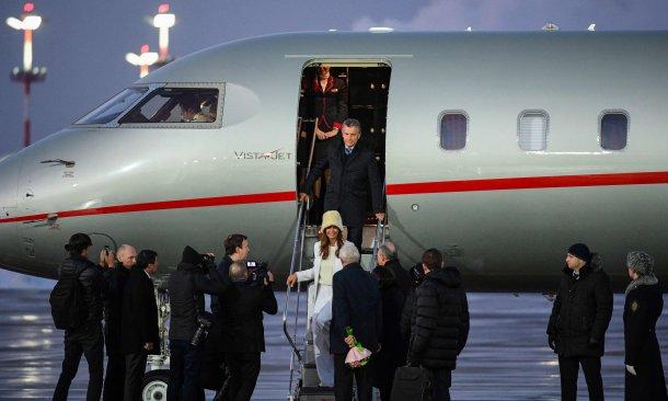 Картинки по запросу Первая леди Аргентины покорила нарядом в Москве