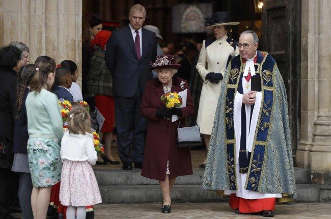 Кто поведет невесту принца Гарри калтарю— Свадебный переполох