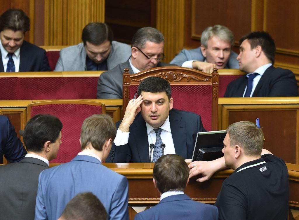 Министры из Кабмина Гройсмана рассказали, чем займутся на новых должностях (фото) - фото 1