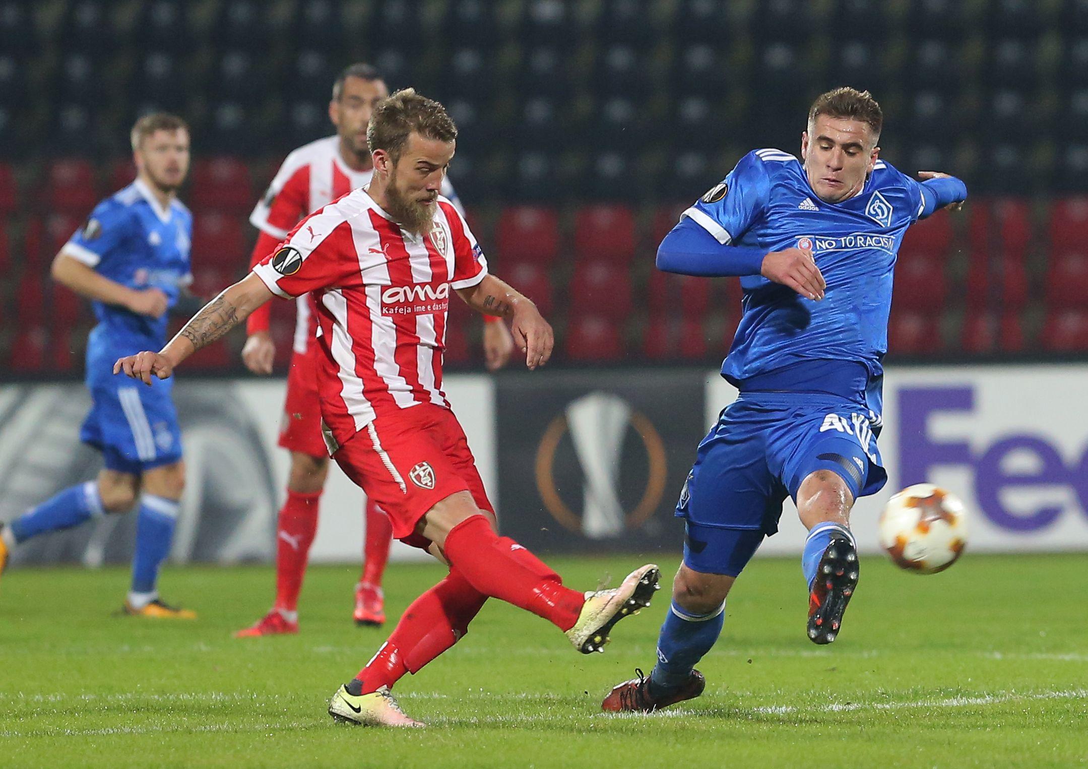 Заря потеряла шансы на выход в плей-офф Лиги Европы