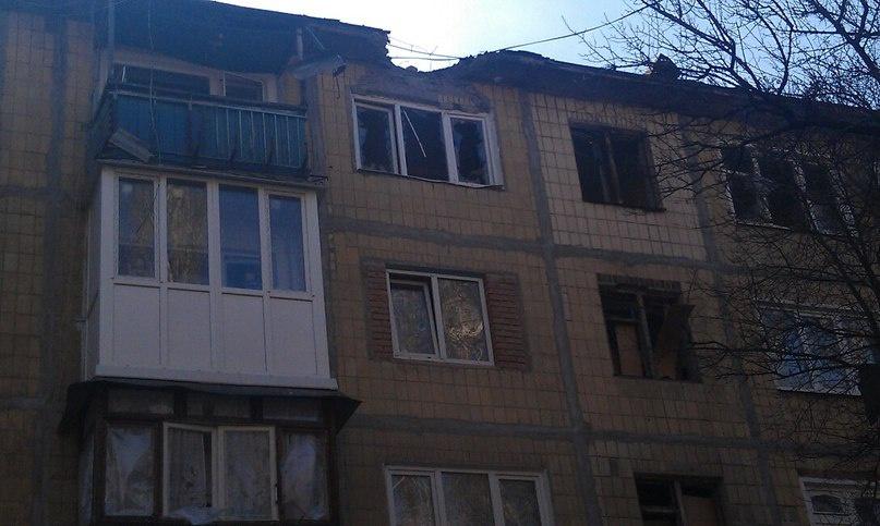 В Донецке по ночам слышны артиллерийские залпы (фото) - фото 1