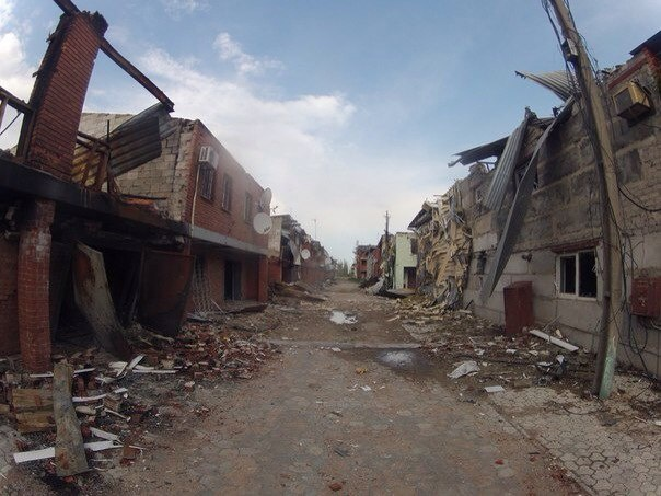 Год войны на Донбассе: главные эпизоды противостояния (фото,видео), фото-3