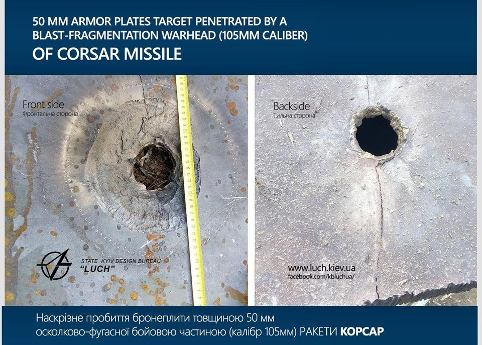 Конструкторское бюро «Луч» показало результаты тестирования нового переносного ракетного комплекса