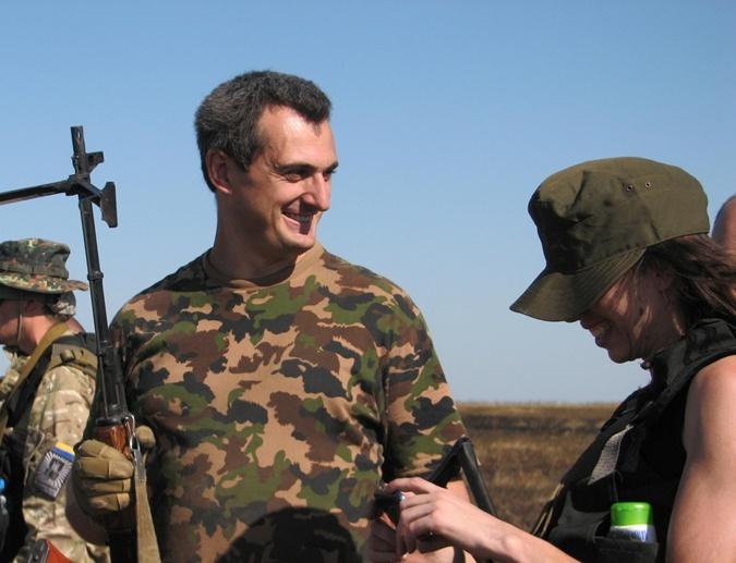 Из огня да в полымя: кто из известных деятелей Майдана отправился на фронт (фото) (фото) - фото 5