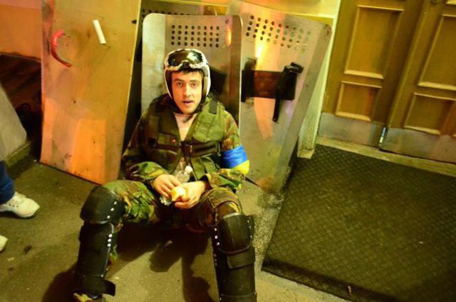 Из огня да в полымя: кто из известных деятелей Майдана отправился на фронт (фото) (фото) - фото 8
