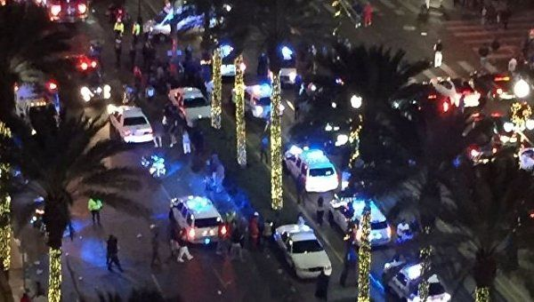 Расстрел вНовом Орлеане: один умер, девять ранены, двое задержаны