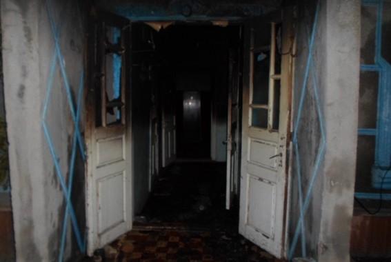 НаОдесчине пьяная женщина сожгла своего собутыльника