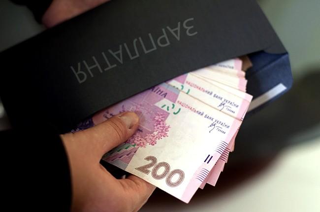 Гройсман назвал размер средней заработной платы вУкраинском государстве