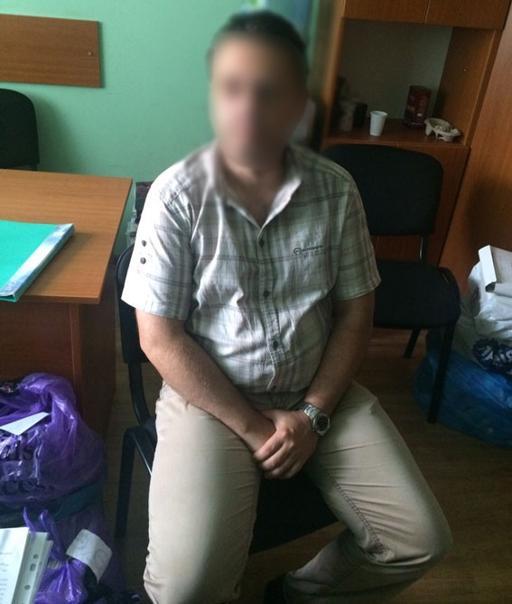 ВоЛьвовской области навзятке словили депутата