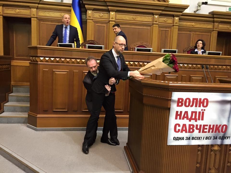 Савченко затримали у ВР - Цензор.НЕТ 5879